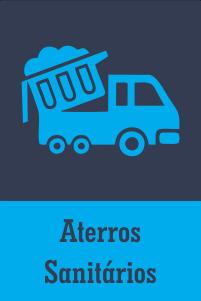 Aterros Sanitários e Planos de Resíduos Sólidos - Consultoria em Saneamento Ambiental e Infraestrutura - Florianópolis / Santa Catarina