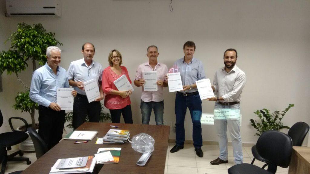 PLANO DE DESENVOLVIMENTO REGIONAL DO CONTESTADO EM SANTA CATARINA