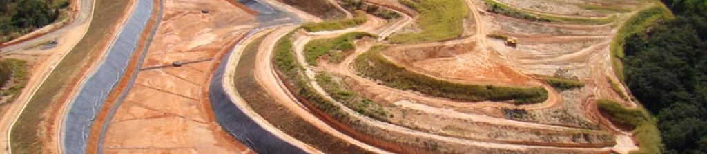 Aterro Sanitário, Coleta e Tratamento de Resíduos Sólidos - Consultoria e Engenharia Ambiental em Saneamento e Infraestrutura em Florianópolis, Santa Catarina